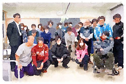 毎月開催、山梨の介護勉強会「ごく楽介護の会」に参加して来ました!