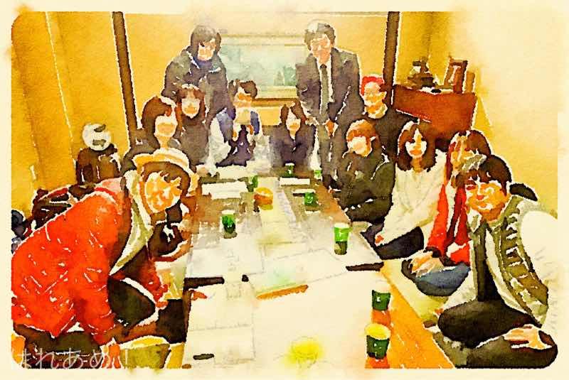 金丸家修学旅行2日目 株式会社ナオミで社会貢献活動「学び舎 傍楽(はたらく)」を学ぶ