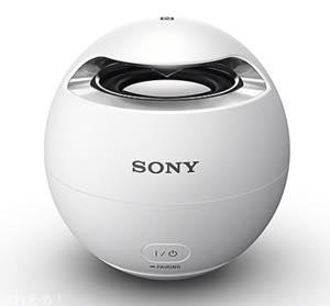 お風呂で音楽 ソニーBluetoothスピーカー SRS-X1