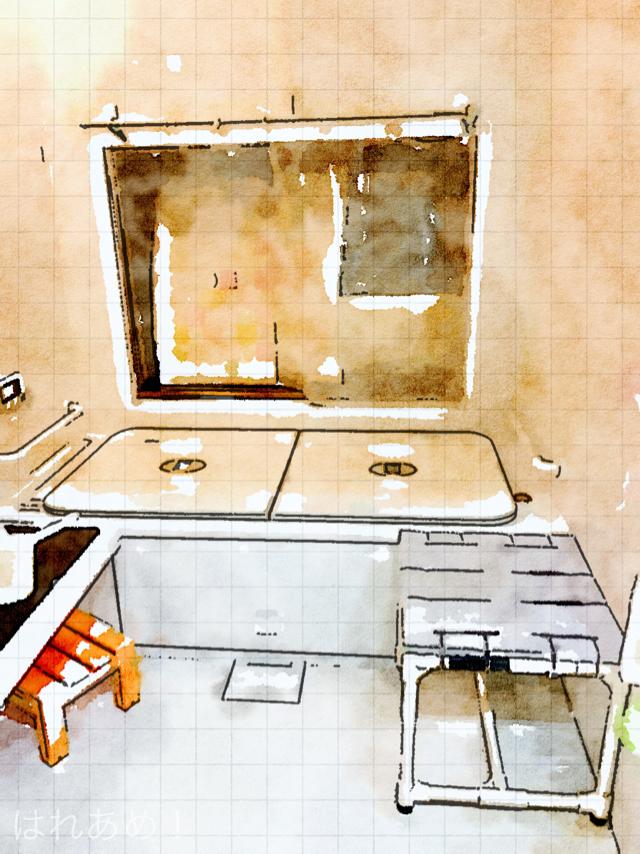 在宅介護の入浴介助 浴室の改修